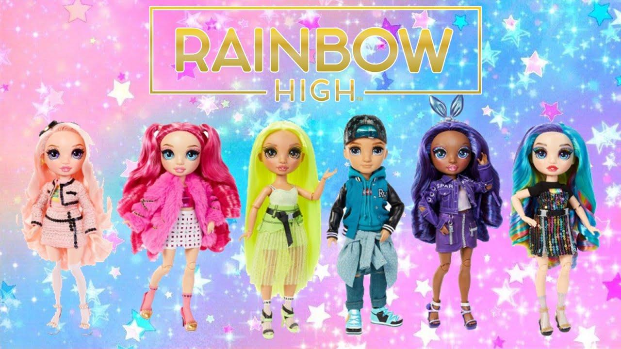 Rainbow High série 2