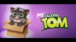 Баг в игре мой Том. My Talking Tom bag