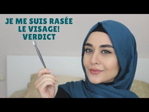 Je Me Suis Rasée Le Visage !!! Verdict   Muslim Queens by Mona