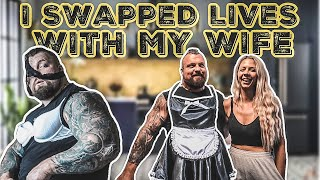 I swapped lives with my wife for a day | Day From Hell