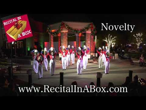 Santa's Workshop - Recital in a Box - Christmas Dance Recital Ideas - Commercial Clip