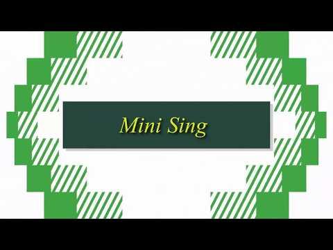 salah kekancan karaoke - Mini Sing