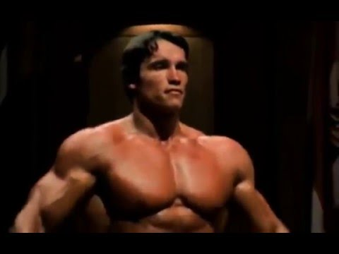 Arnold Schwarzenegger motivational speech