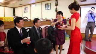 安琪&昶鈞訂婚儀式記錄20141129