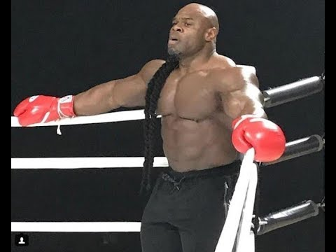 Kai Greene will appear in Rocky Spin-Off Movie