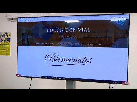 Nueva página web sobre educación vial para jóvenes