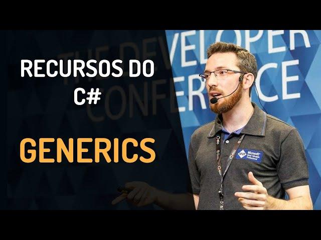 Recursos do C# - Generics