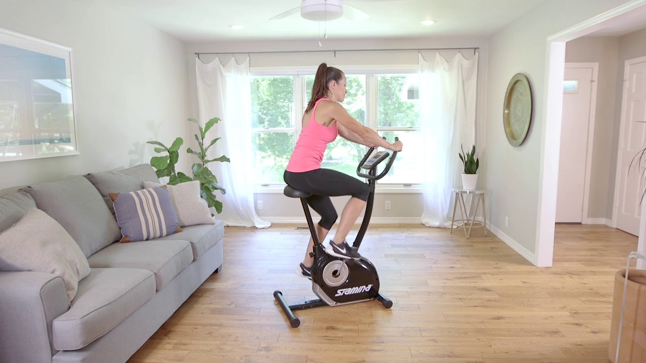 which exercise bike is best for losing belly fat