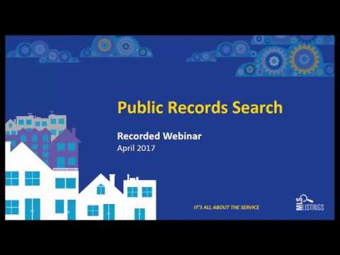 The Power of Public Records   April 2017