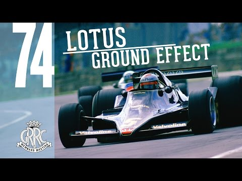 Lotus' Incredible discovery that revolutionised F1
