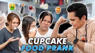 FOOD PRANK ON FAMILY! | HASH ALAWI