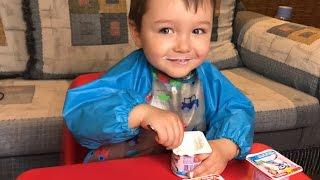 Питание малыша в 2,5 года. Запорожская Анна