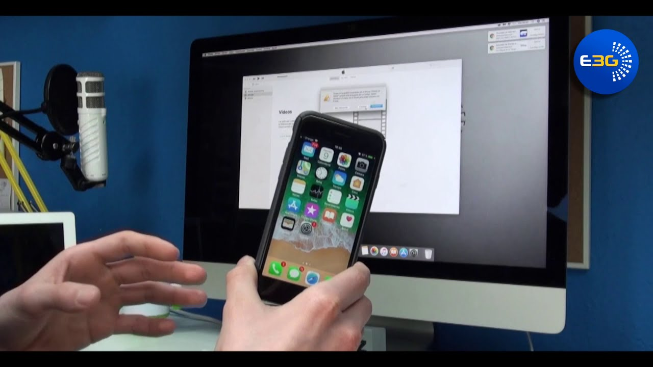 Como Entrar Al Modo Recuperación Iphone 6s