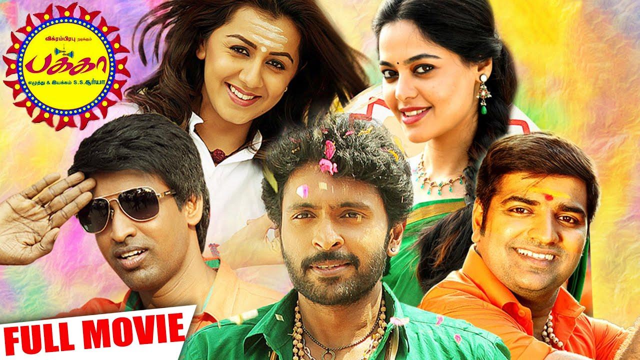 Download Pakka | Tamil Comedy Movie | Vikram Prabhu | Nikki Galrani | Bindhu Madhavi | Soori | Sathish