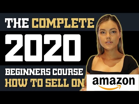How To Sell On Amazon FBA For Beginners | The Complete COURSE (2019)