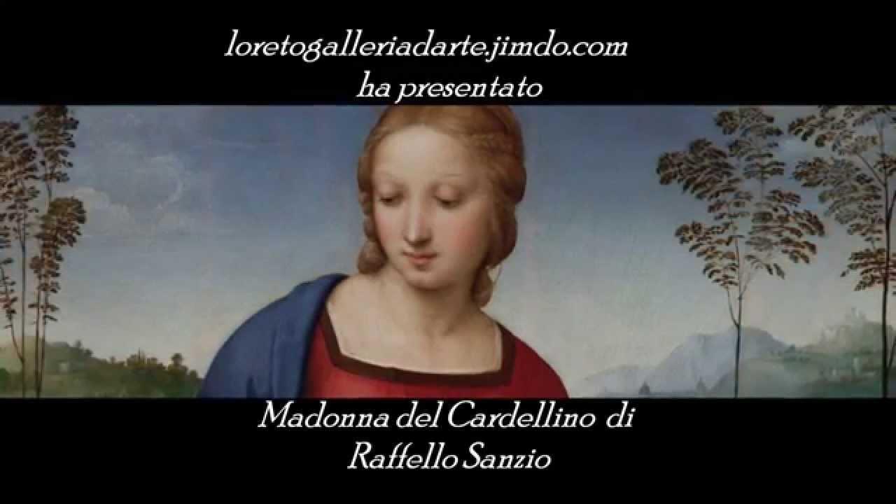 Madonna del cardellino dipinto di raffaello sanzio 1506 - Immagini del cardellino orientale ...