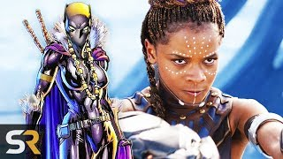 5 Other Marvel Characters Who Became The Black Panther