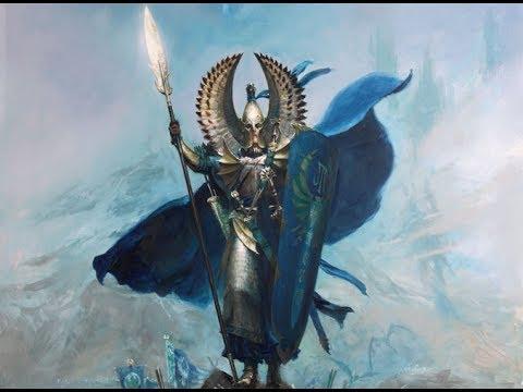 LORE WARHAMMER: Altos Elfos    Los Reinos de Ulthuan    Parte 1