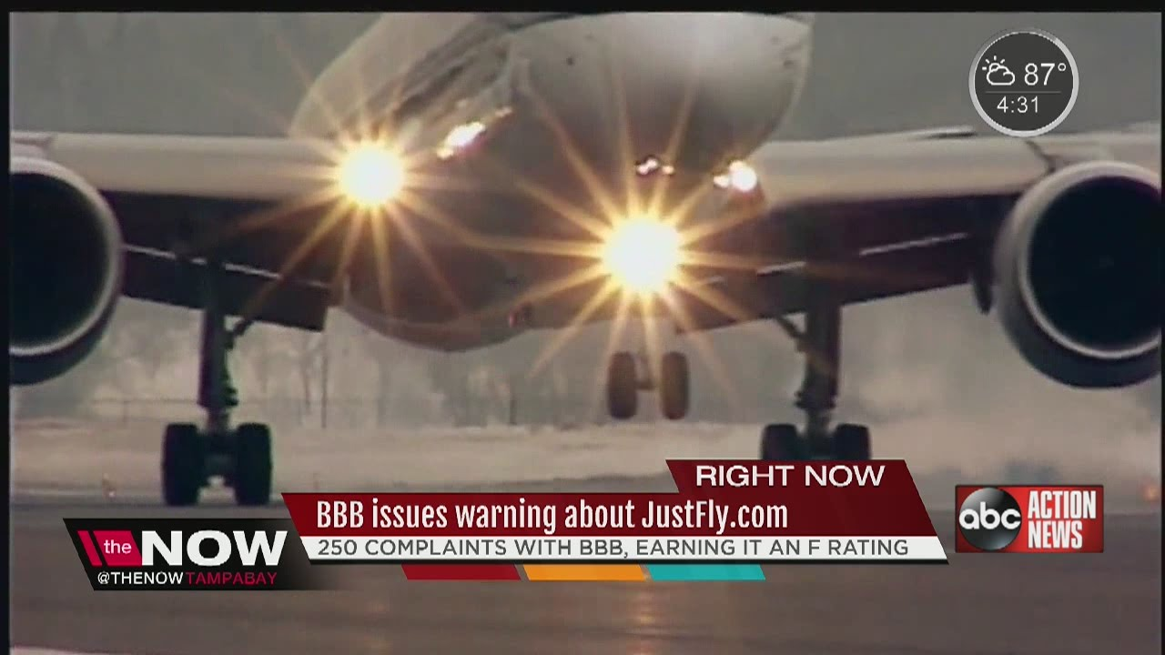 bbb issues warning about a third party travel agency website youtube