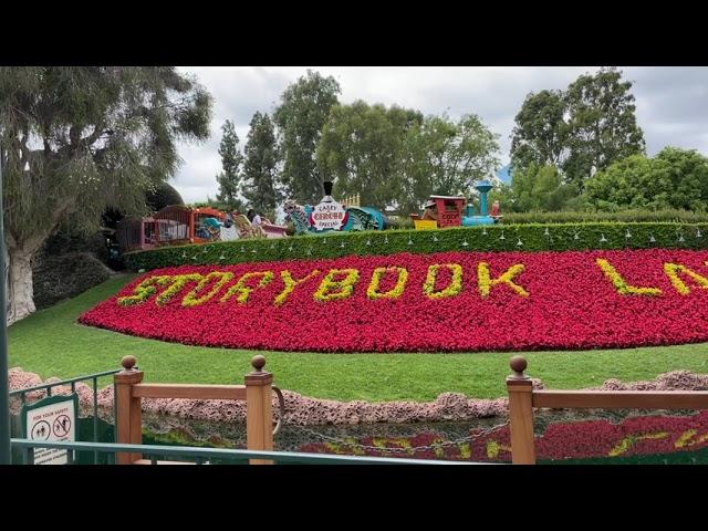The Gardens at Disneyland!