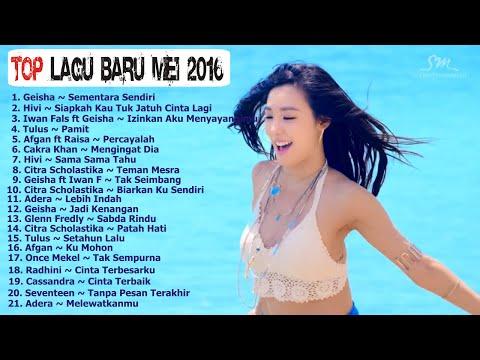 Lagu BARU Indonesia Terbaik 2016 | 21 Musik Baru Terpopuler 2016 Hits Indonesia