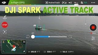 DJI SPARK - ACTIVE TRACK
