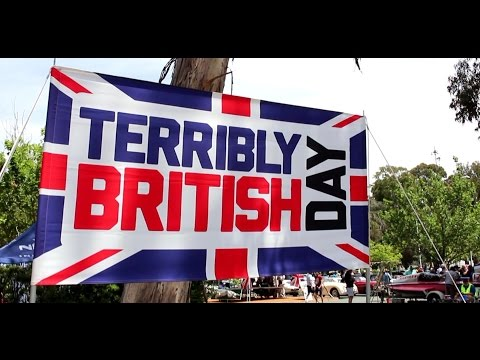 Terribly British Day Canberra 2016