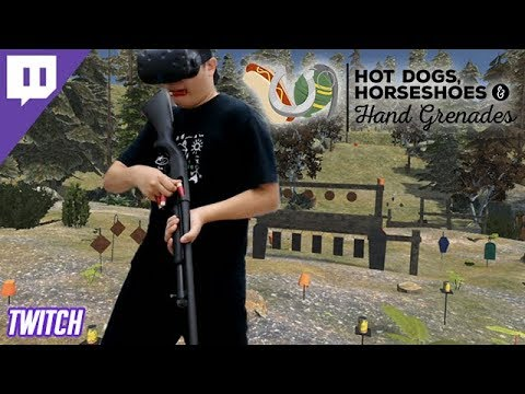 BRF - Hot Dogs, Horseshoes & Hand Grenades