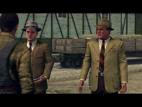 L.A. Noire - The Studio Secretary Murder| All Wrong Answers 1080p HD