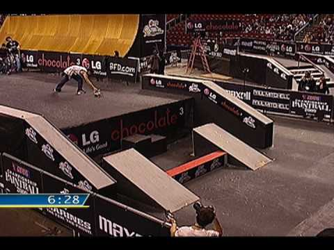 LG Action Sports World Championships Skateboard Street Complete Show