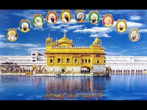 FULL NITNEM PATH MORNING JAPJI SUKHMANI JAAP BY BHAI JARNAIL SINGH JI