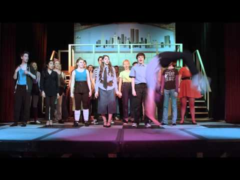 FAME the musical Trailer
