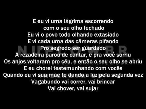 Projota - A Rezadeira (Letra)