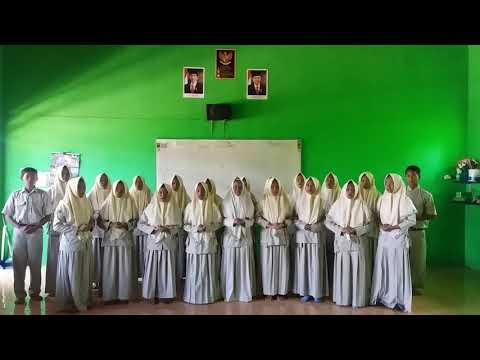 APUSE-Lagu Daerah Papua-Paduan Suara Kelas X IPS B MA Mambaul Ulum Corogo