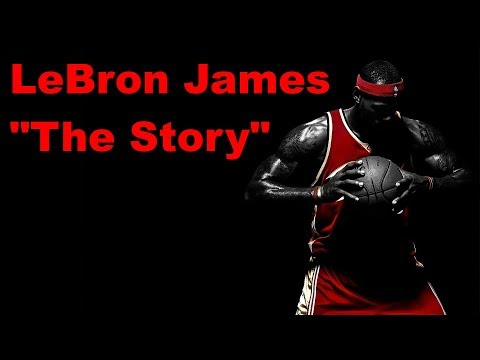 LeBron James - The Story Of Just A Kid From Akron Ohio (2000