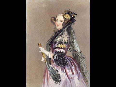 02-Pantheon of Programming - Ada Lovelace
