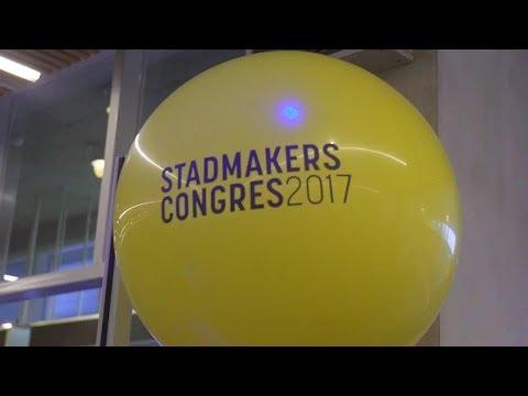Stadmakerscongres 2017 | vrijdag 11 november 2017 | Theater Rotterdam, locatie Schouwburg
