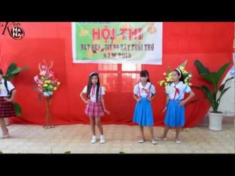 Nét Đẹp Tuổi Thơ 2013 - Nữ Khối 5 (Tiểu Học Ngã Năm 1)
