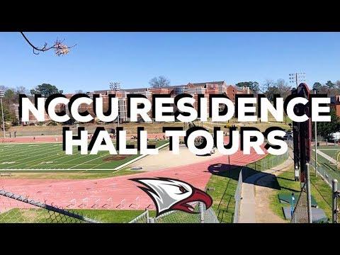 NCCU DORMS TOUR 2018|| RESIDENCE HALL TOURS