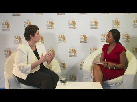 AEFTV 2018 Interview; Nicole Iseppi, Project and Legal Director, Terrawatt Initiative