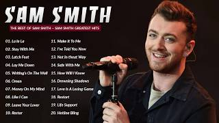 Best Songs Of Sam Smith - Sam Smith Greatest Hits Album Cover 2017
