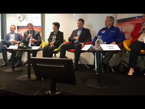 Astronauts Panel International Space Congress Adelaide part 2