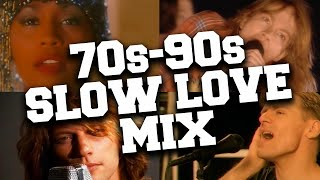 Love Songs 70's 80's 90's Mix 💕 Best Slow Love Music 70's 80's 90's Playlist