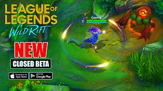 League of Legends: Wild Rift - NEW CBT Gameplay (Android/IOS)