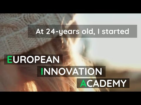Apply today for the 2019 European Innovation Academy!