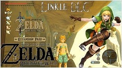 The Legend of Zelda Breath of the Wild - Linkle DLC PACK #3