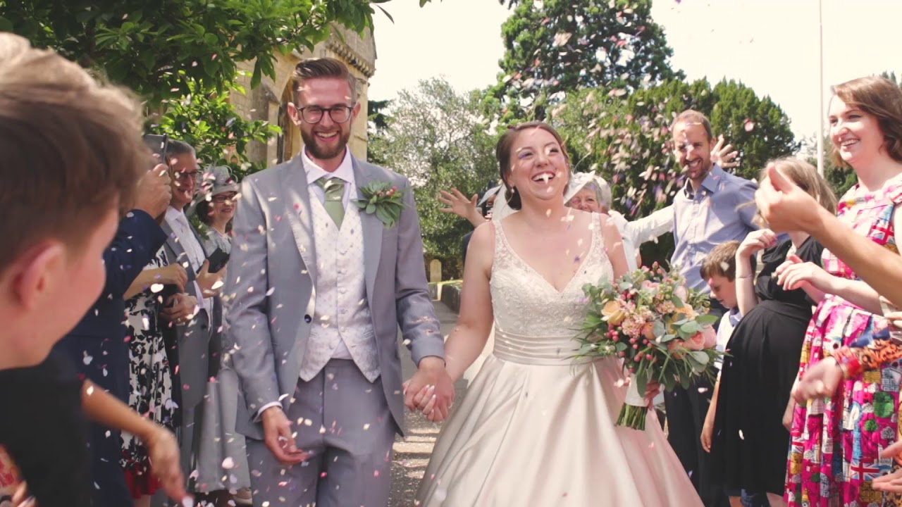Andy and Megan | Haven Wedding Films
