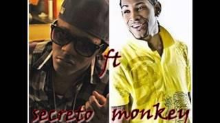 Secreto ft Monkey Black - No Quiero Coro Contigo(By Dj janowel)