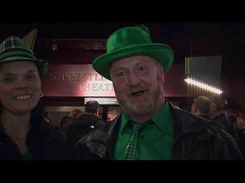 Saint Patricks Day Comedy and Music Gala
