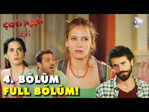 Çatı Katı Aşk 4. Bölüm! - Full HD